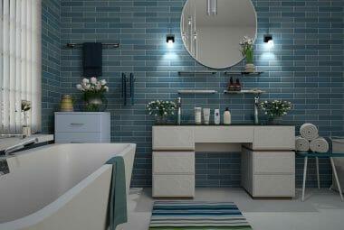 reforma baño cobeña
